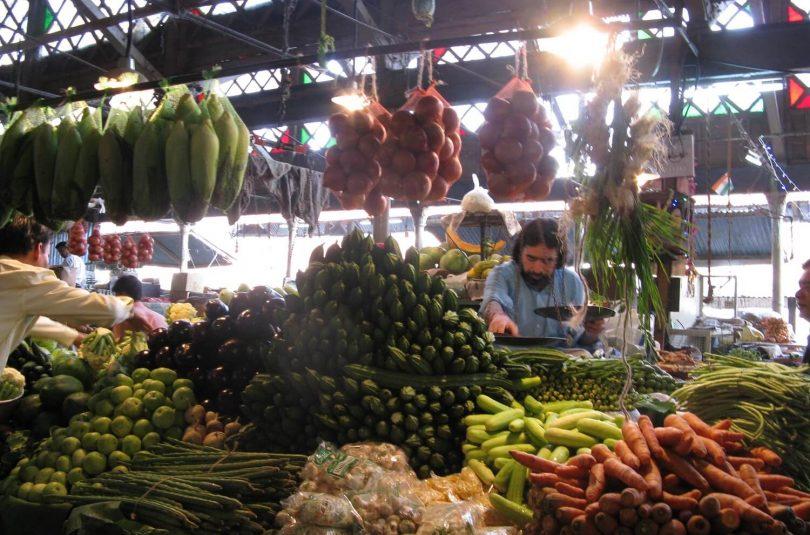 Culinaire reis door India