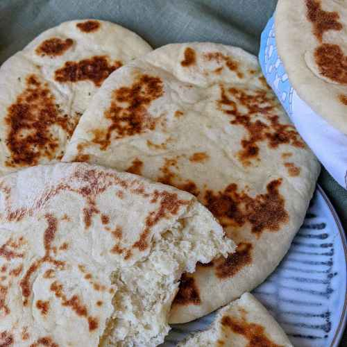 Naan in a Pan