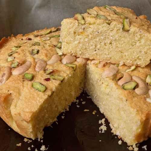 Goa Kokos Cake
