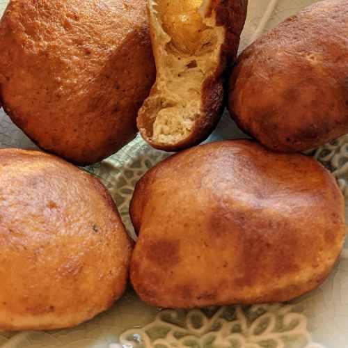 Mangalore breakfast buns